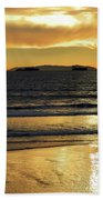 California Gold Beach Towel
