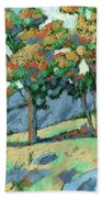 California Landscape Beach Towel