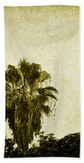 California Palms Beach Towel