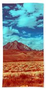 California Postcards One Beach Towel