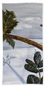 Calm Beach Palm Beach Towel