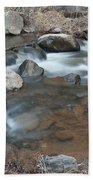 Calming Runnels Beach Towel