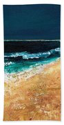 Calming Waters Beach Towel