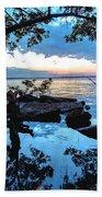 Caloosahatchee Mangroves Beach Towel