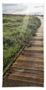 Cambria Boardwald Beach Towel
