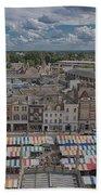 Cambridge Market Beach Towel