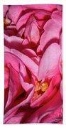 Camellia Close Beach Towel