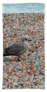 Camo Chick Beach Towel