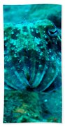 Camo Cuttlefish Beach Towel