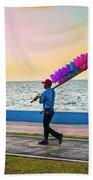 Campeche Colors Beach Towel