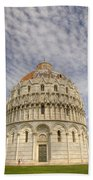 Campo Di Miracoli Field Of Miracles Beach Towel