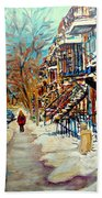 Canadian Art And Canadian Artists Beach Towel