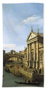 Canaletto Beach Towel