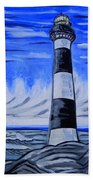 Canaveral Lighthouse Beach Towel