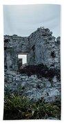 Cancun Mexico - Tulum Ruins - Palace Beach Towel