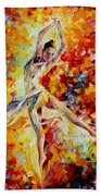bathroom wall colors pictures candle painting by leonid afremov 17113