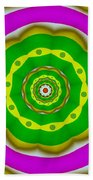 Candy Colors Liberation Beach Towel