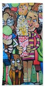 Candy Store Kids Beach Towel