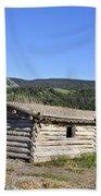 Canningham Cabin Grand Tetons National Park Beach Towel