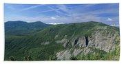 Cannon Mountain - White Mountains New Hampshire Usa Beach Towel