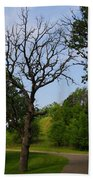 Cannon Valley Trail Beach Towel