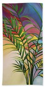 Cantata Curves Beach Towel