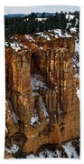 Canyon Alcoves Beach Towel