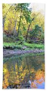 Canyon Autumn 2 Beach Towel
