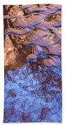 Canyon Reflections Beach Towel