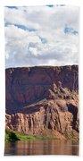 Canyon Rocks Beach Towel