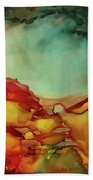 Canyon Storm Beach Towel