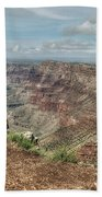 Canyon View From Navajo Point Beach Towel