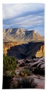 Canyon Walls At Toroweap Beach Towel