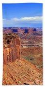 Canyonlands 4 Beach Sheet