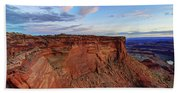 Canyonlands Delight Beach Towel