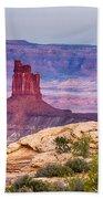 Canyonlands Utah Views Beach Towel