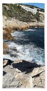 Cap De Nice Beach Towel