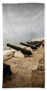 Cape Coast Castle Beach Towel