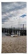 Cape Cod Bay Beach Towel