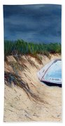 Cape Cod Boat Beach Towel