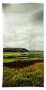 Cape Cod Marsh 1 Beach Towel