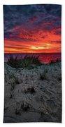Cape Cod Sunrise Beach Towel