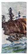 Cape Disappointment Beach Towel