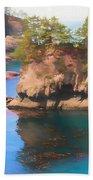 Cape Flattery Reflection Beach Sheet