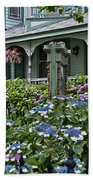 Cape May House And Garden. Beach Towel