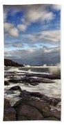 Cape Neddick Maine Beach Towel