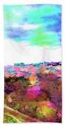Capital Beach Towel
