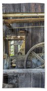 Capital Quarry Cutting Shed Beach Towel
