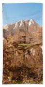 Cappadocia Dovecotes Beach Towel