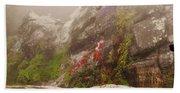 Captivating Palasades Beach Towel